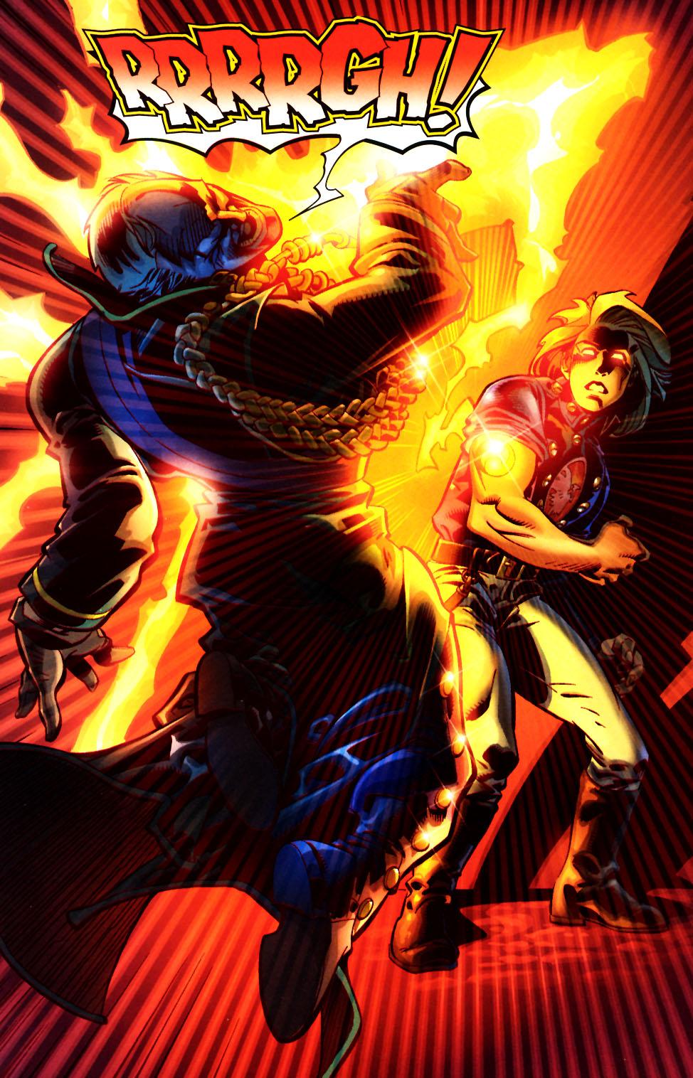 Read online Scion comic -  Issue #7 - 17