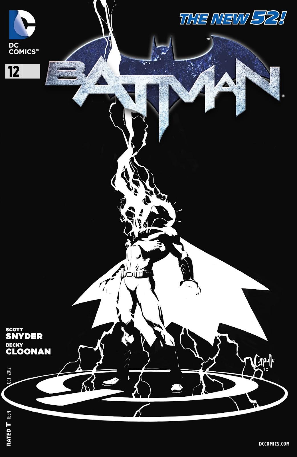 Batman (2011) Issue #12 #27 - English 31