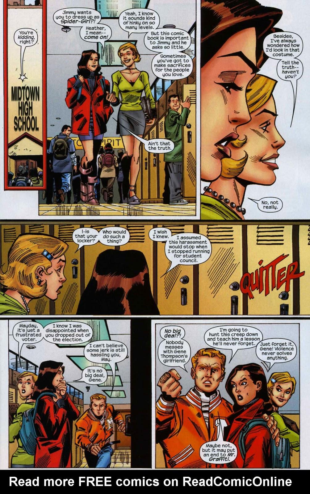 Amazing Spider-Girl Issue #6 #7 - English 7