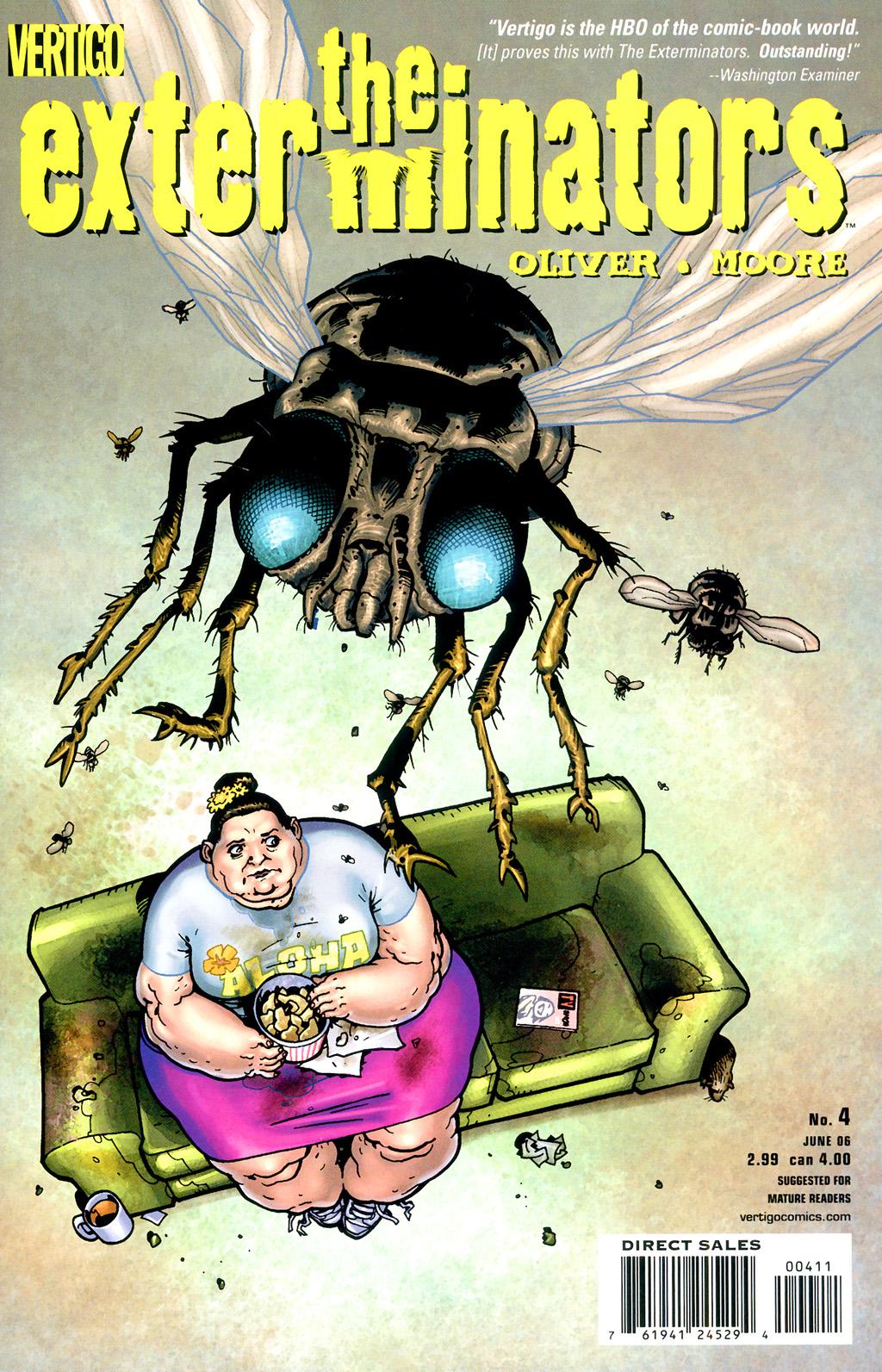 The Exterminators 4 Page 1