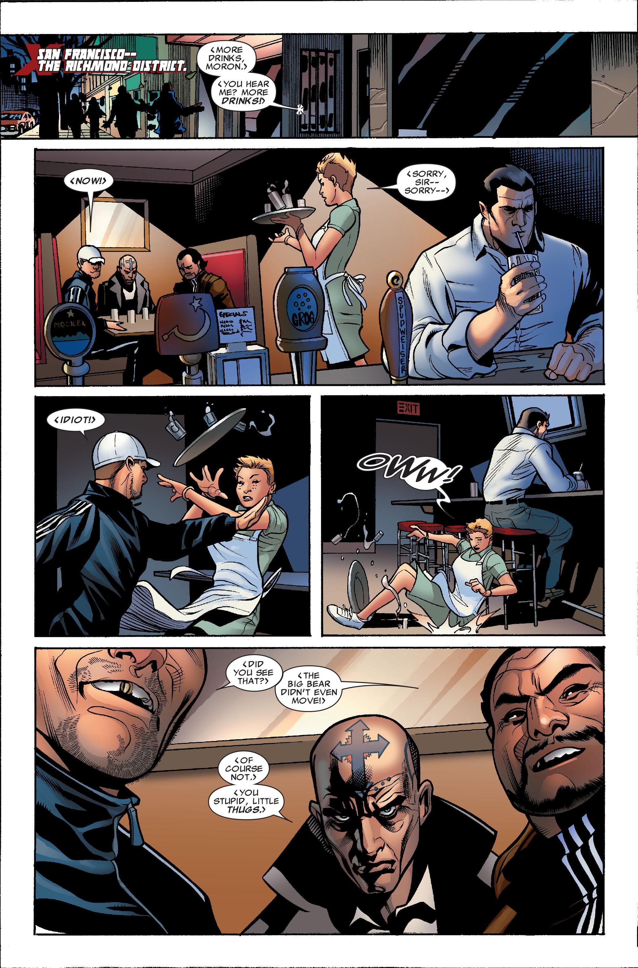 Uncanny X-Men (1963) 505 Page 4