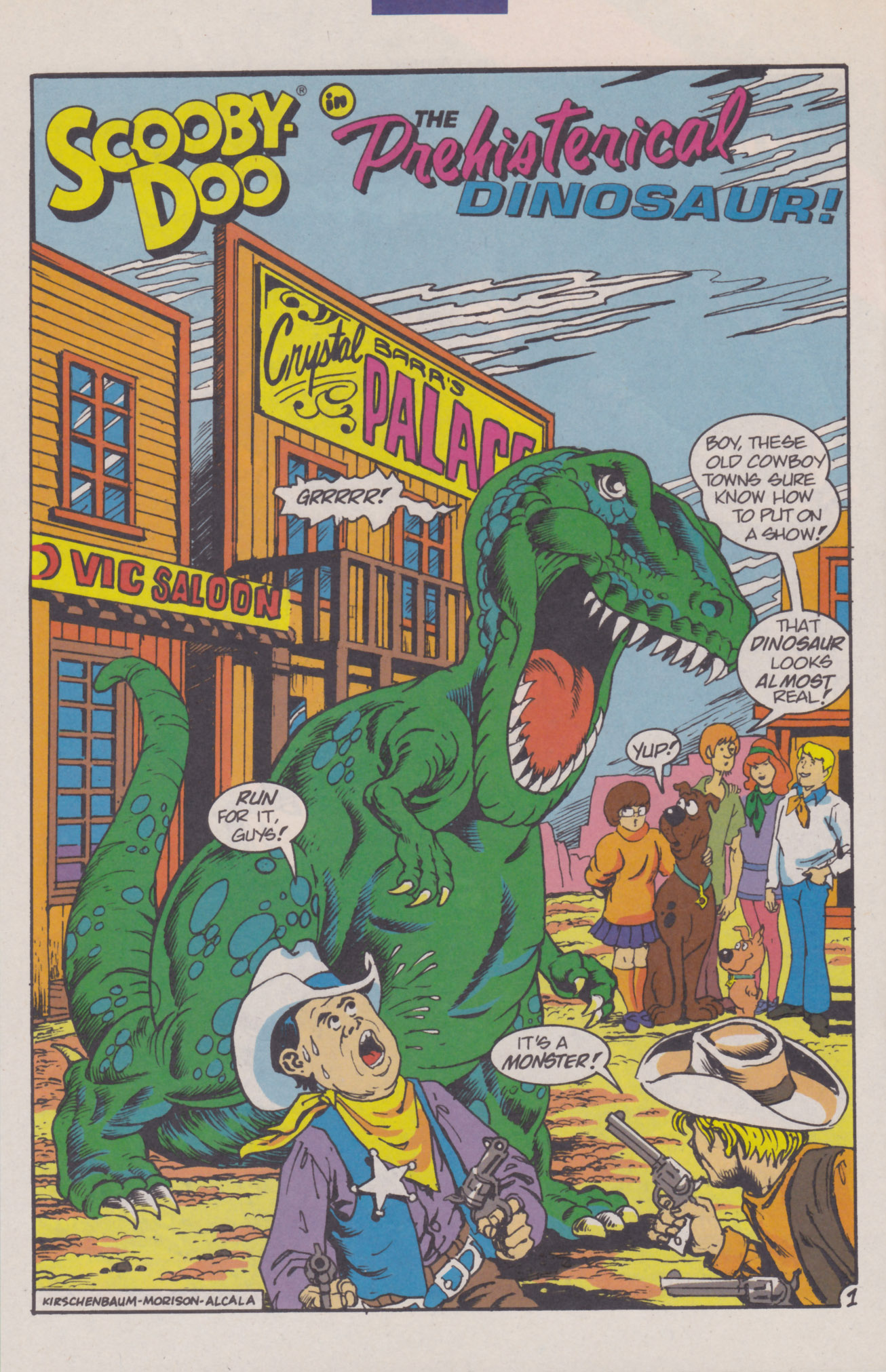 Read online Scooby-Doo (1995) comic -  Issue #8 - 24