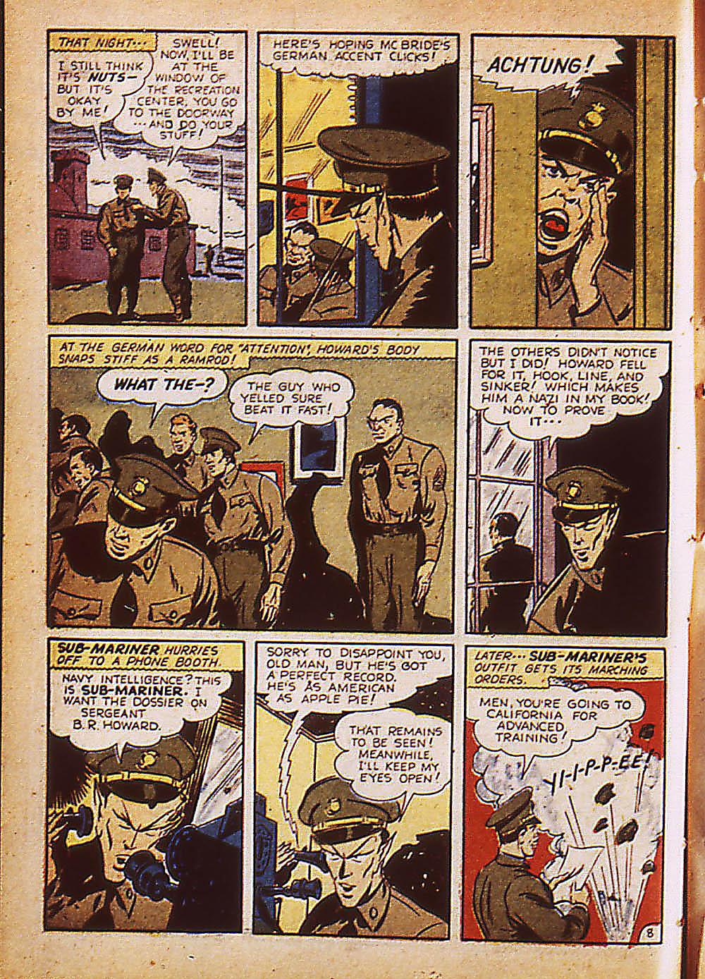 Sub-Mariner Comics Issue #8 #8 - English 11