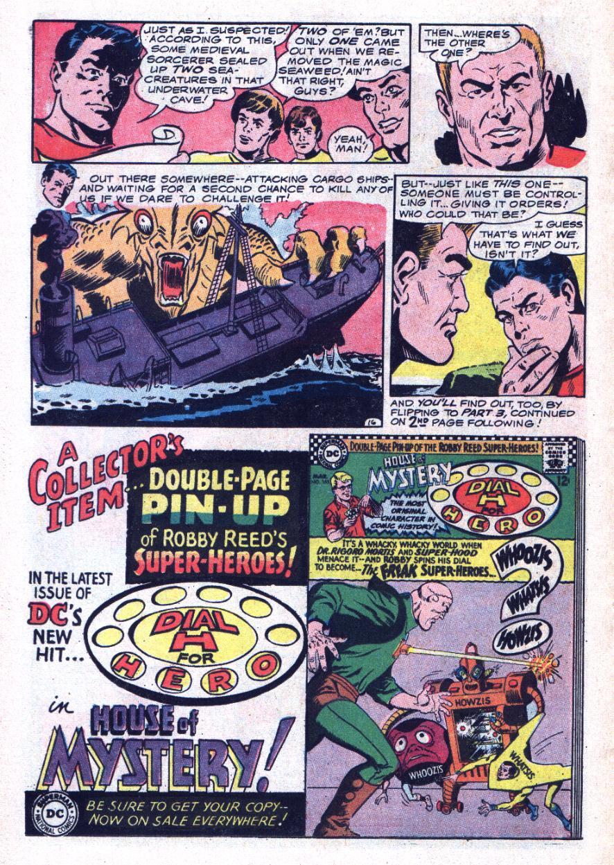 Read online Sea Devils comic -  Issue #34 - 23