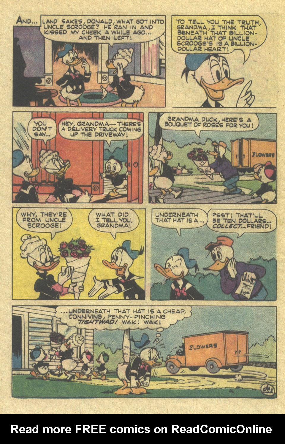 e Scrooge (1953) Issue #2 #290 - English 32