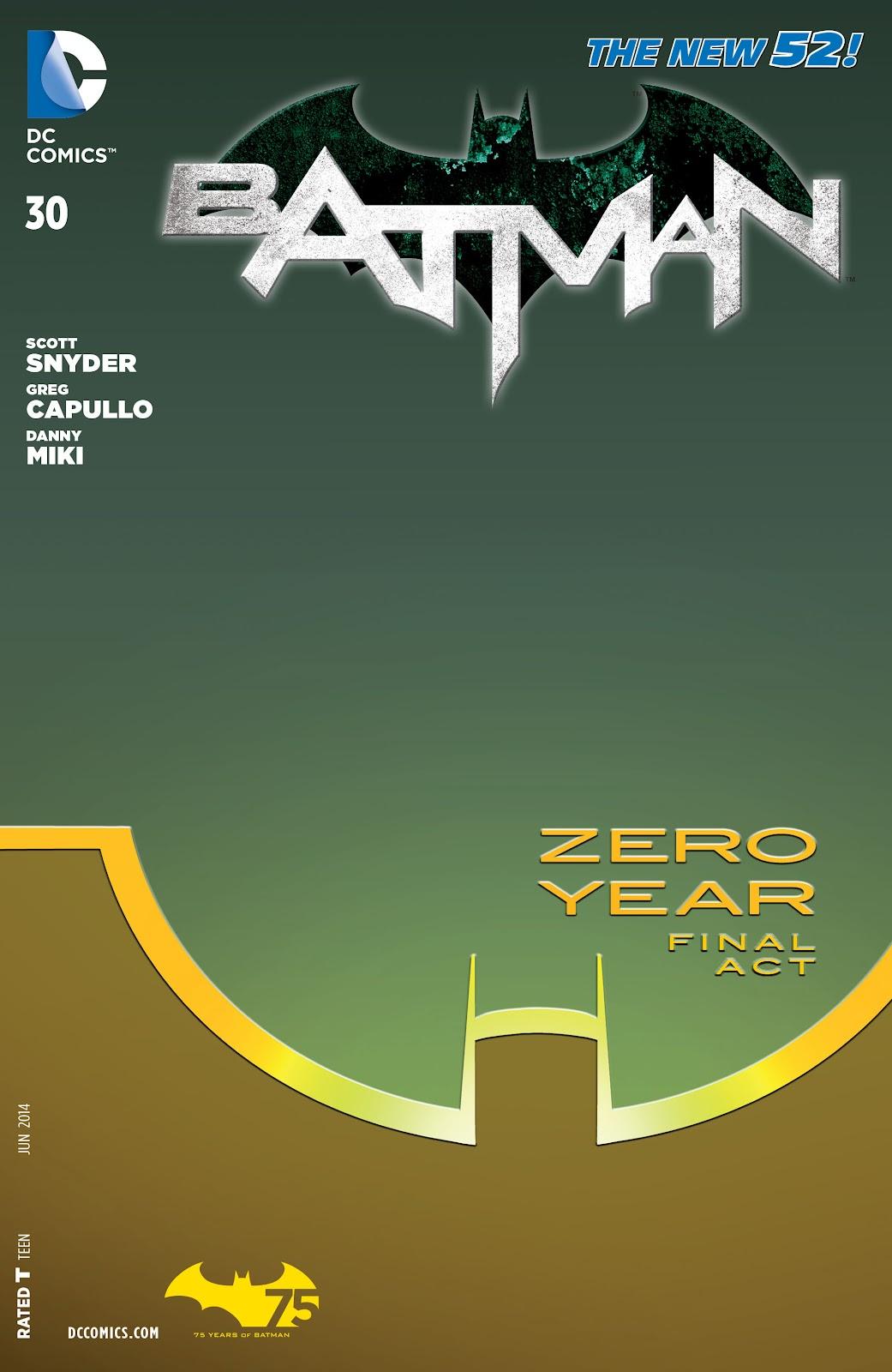 Batman (2011) Issue #30 #49 - English 27