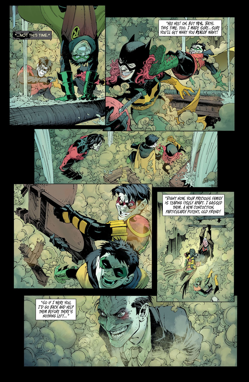 Batman (2011) Issue #17 #32 - English 18