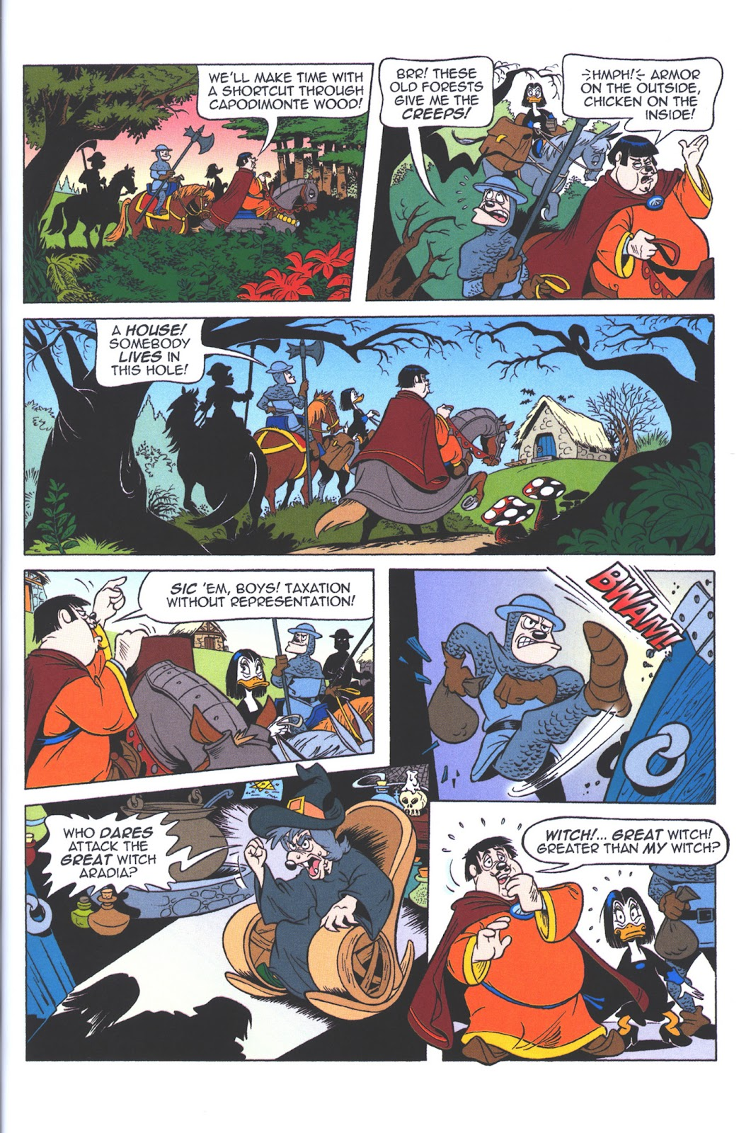 Uncle Scrooge (1953) Issue #379 #379 - English 33