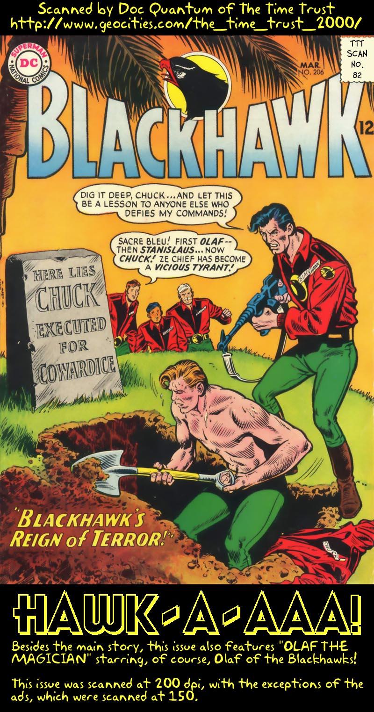 Blackhawk (1957) 206 Page 1