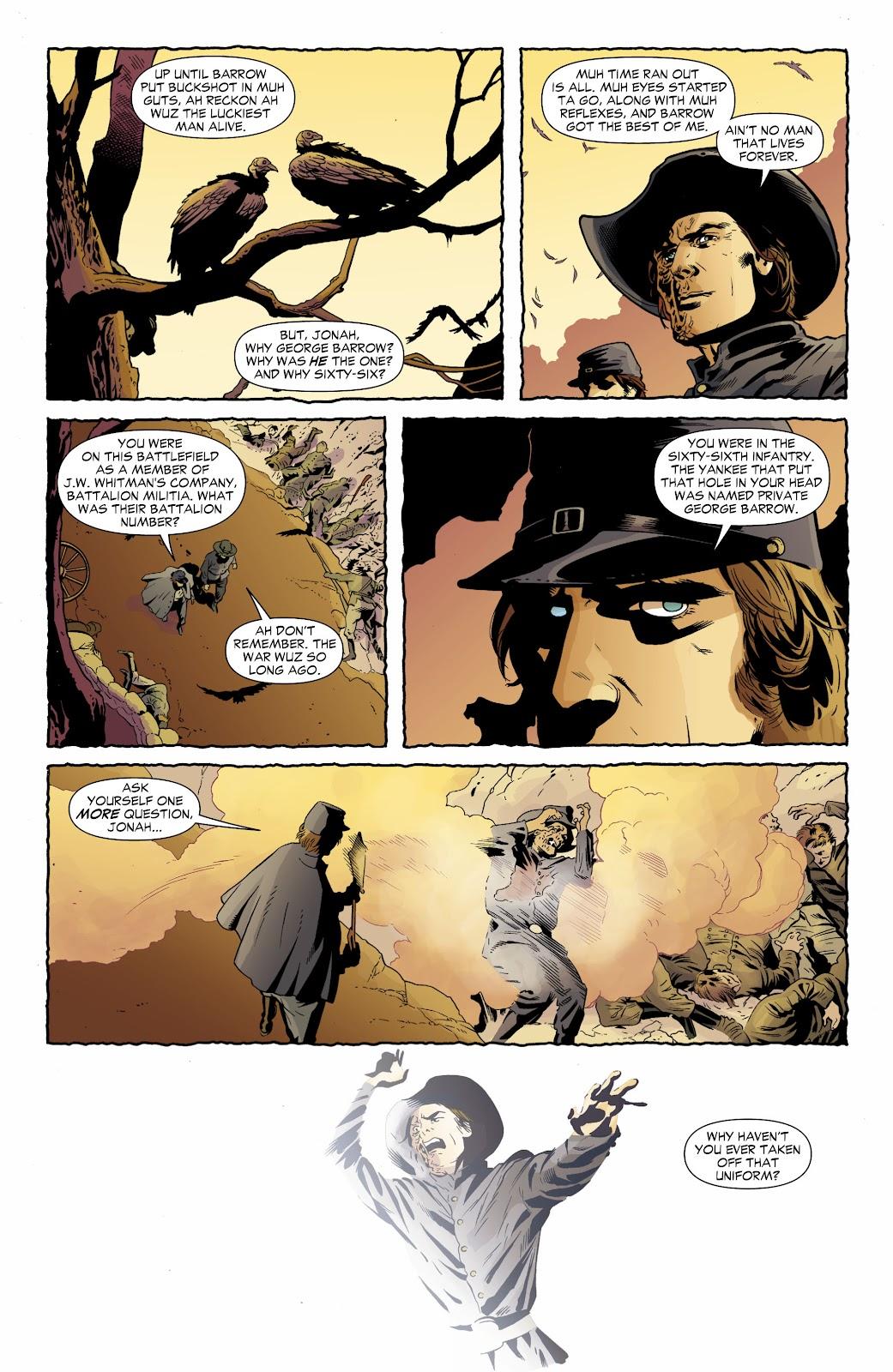 Jonah Hex (2006) Issue #70 #70 - English 7