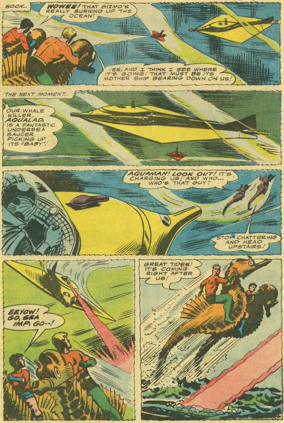 Aquaman (1962) Issue #29 #29 - English 9
