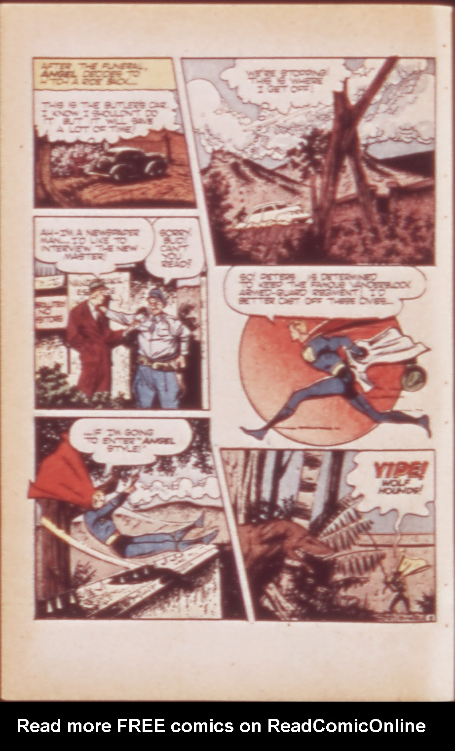 Sub-Mariner Comics Issue #19 #19 - English 46