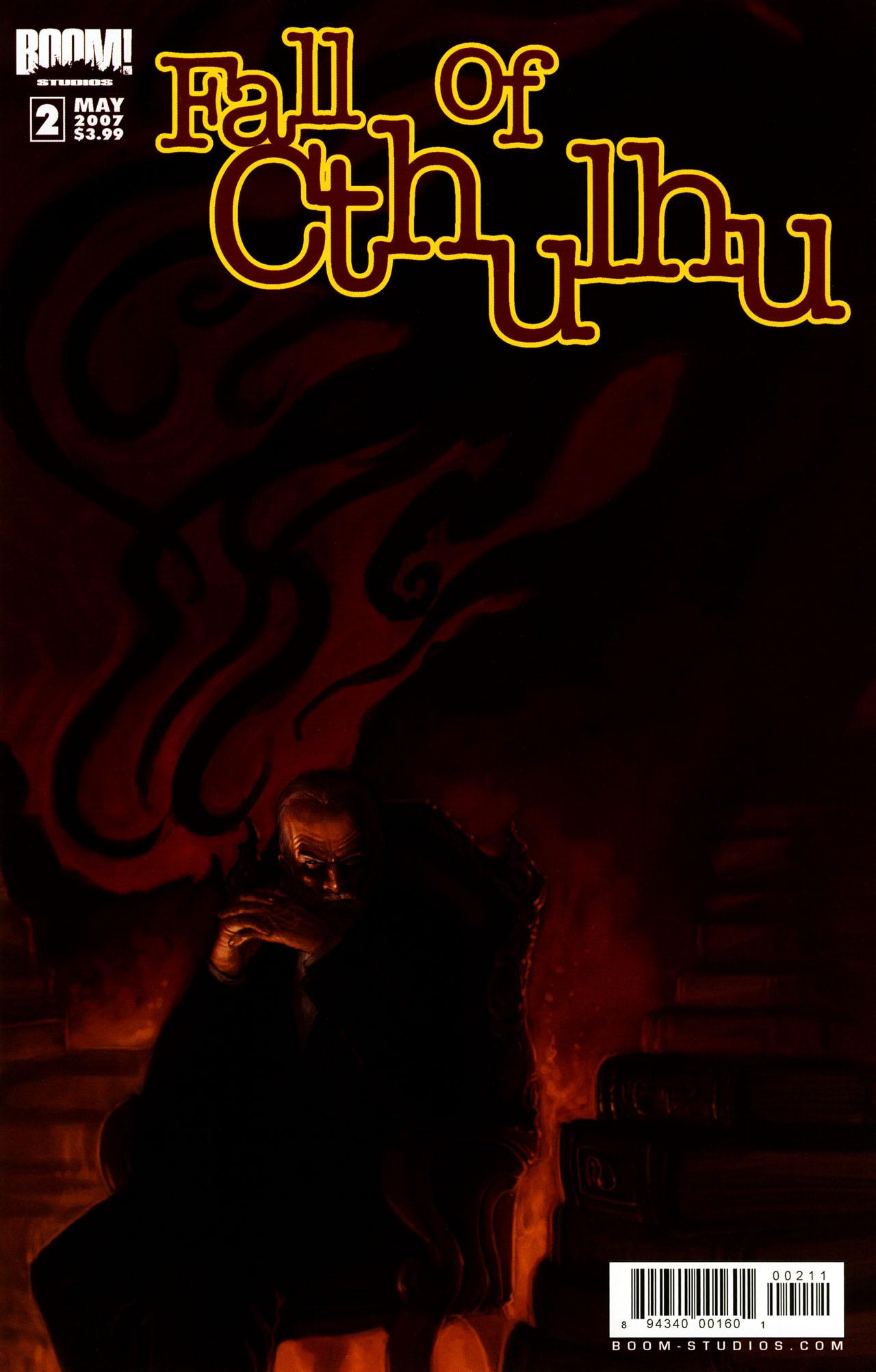 Fall of Cthulhu 2 Page 1