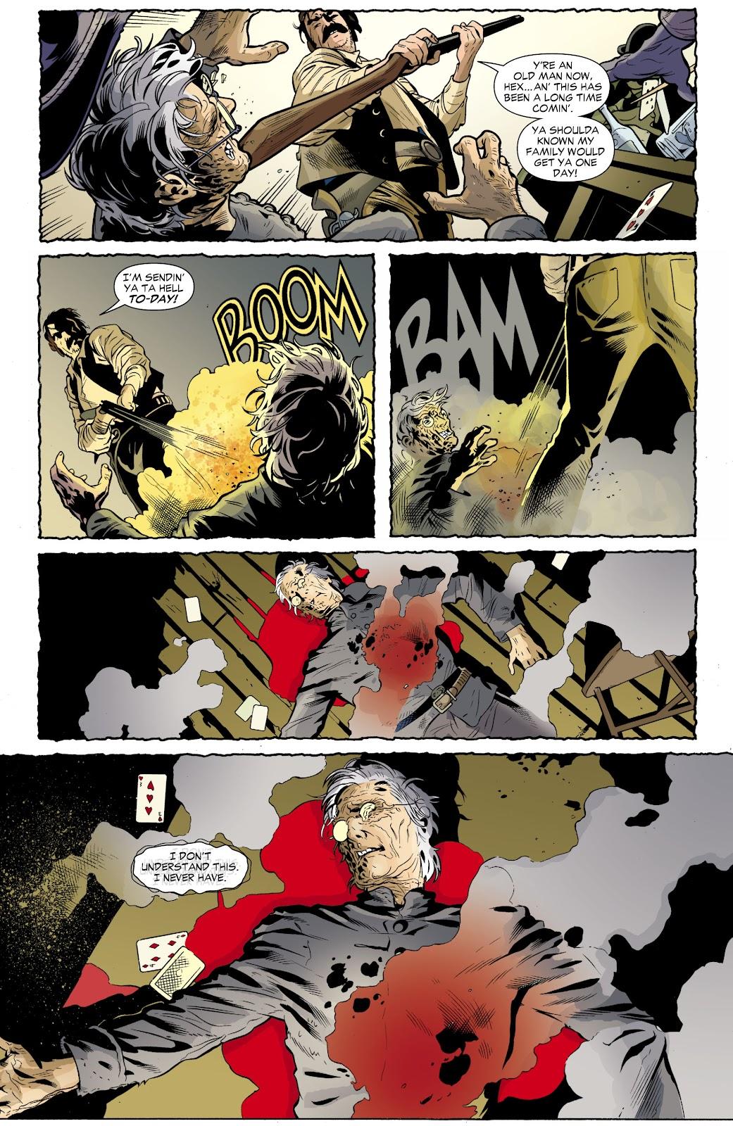 Jonah Hex (2006) Issue #70 #70 - English 3