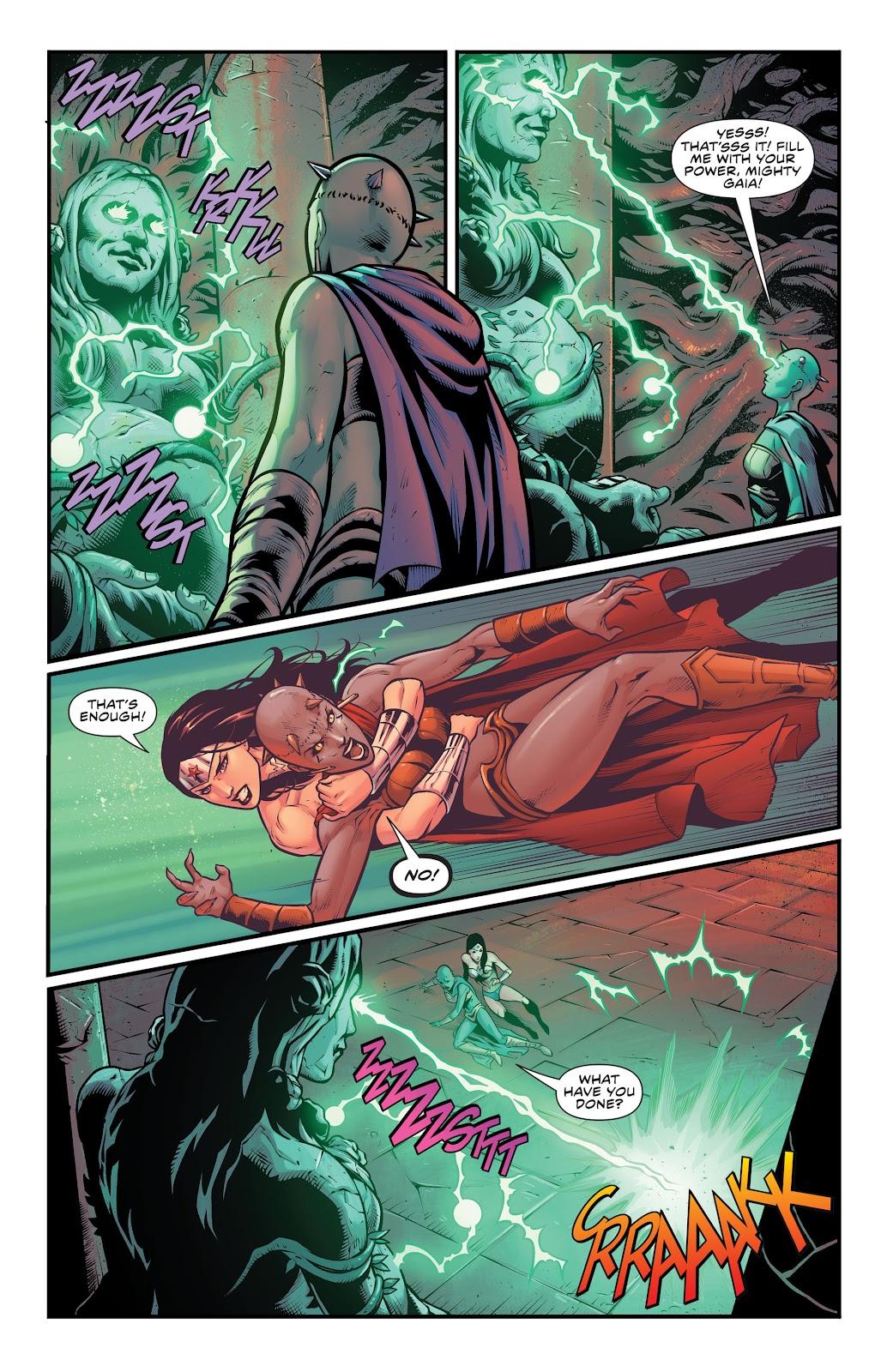 Wonder Woman (2011) Issue #52 #56 - English 13