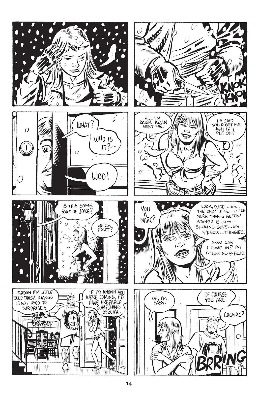Stray Bullets Issue #38 #38 - English 16