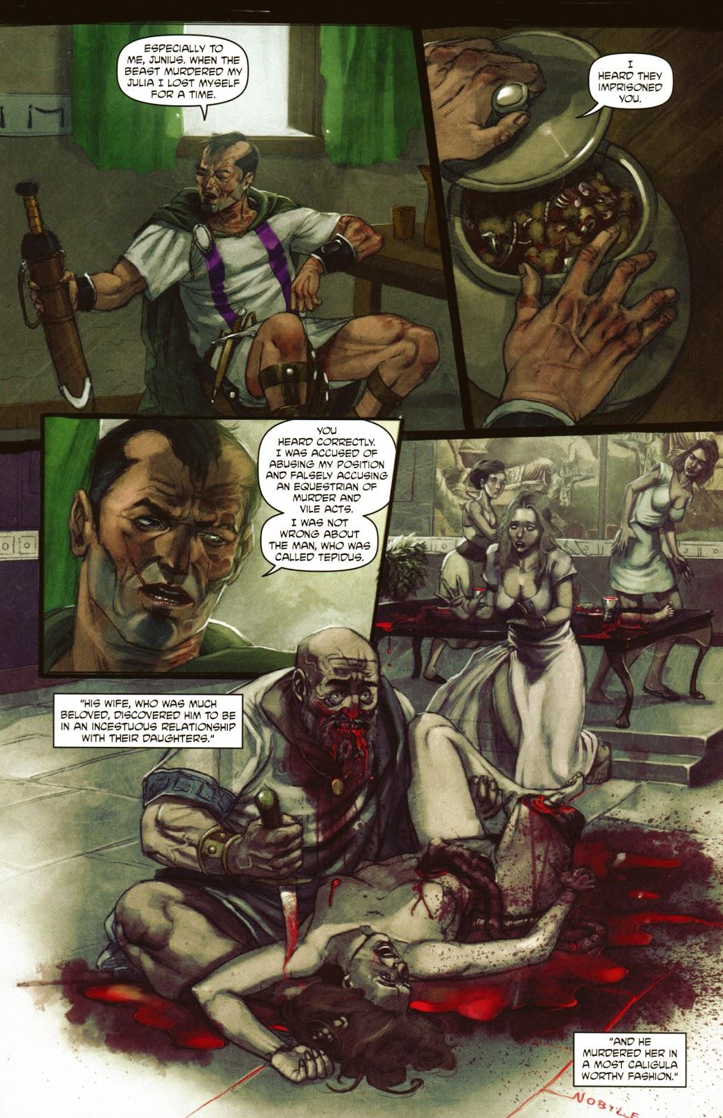 Caligula: Heart of Rome Issue #2 #2 - English 12