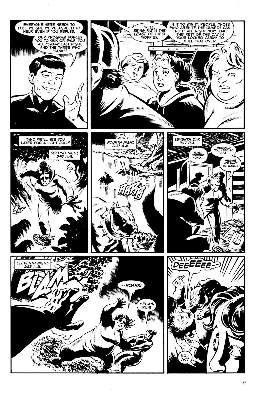Creepy (2009) Issue #1 #1 - English 37