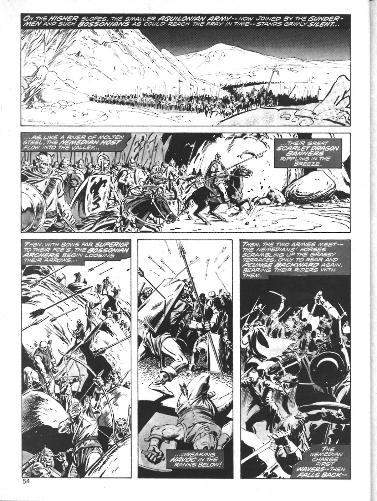 The Savage Sword Of Conan Issue #10 #11 - English 42