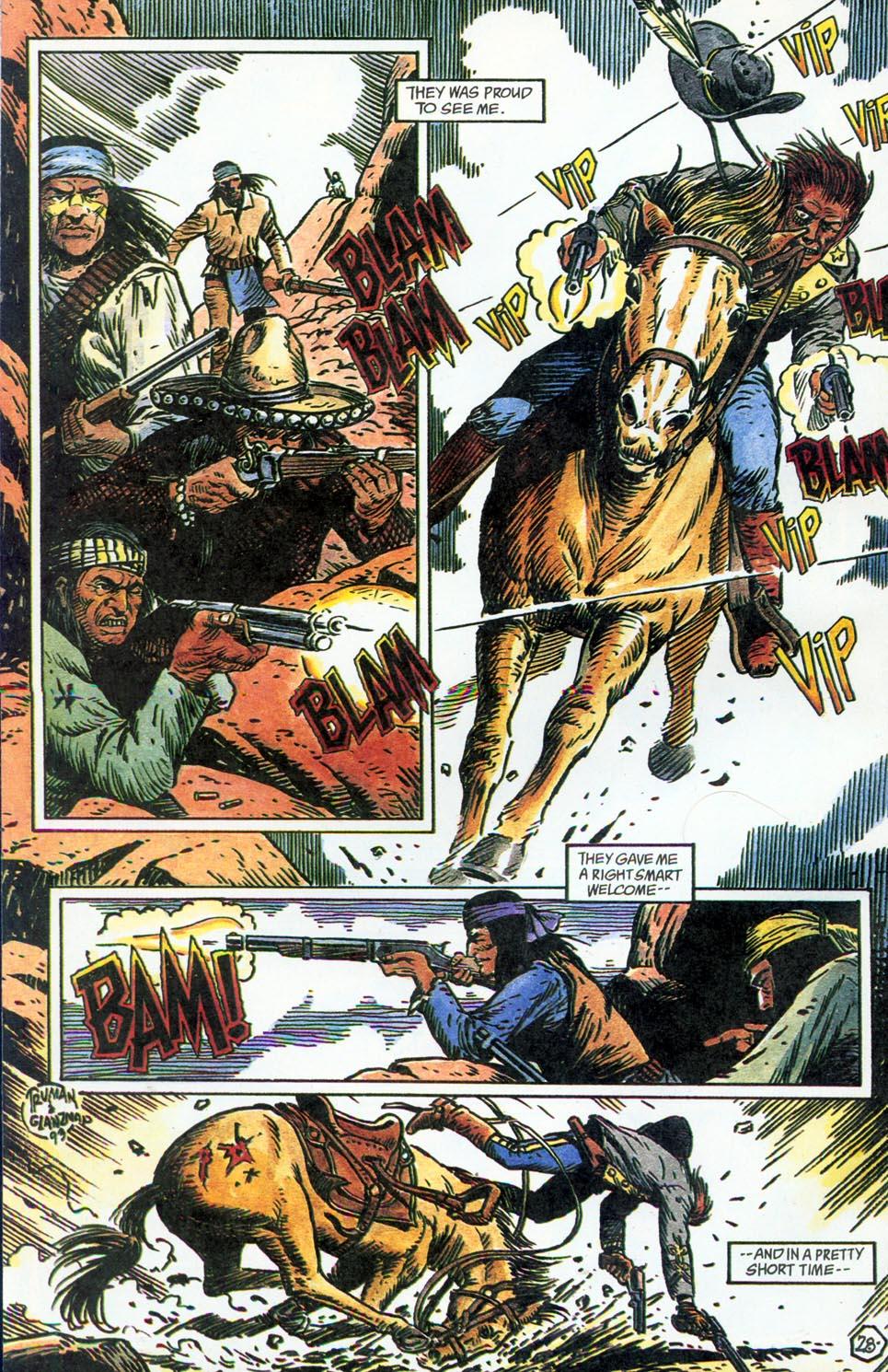 Jonah Hex: Two-Gun Mojo Issue #4 #4 - English 30