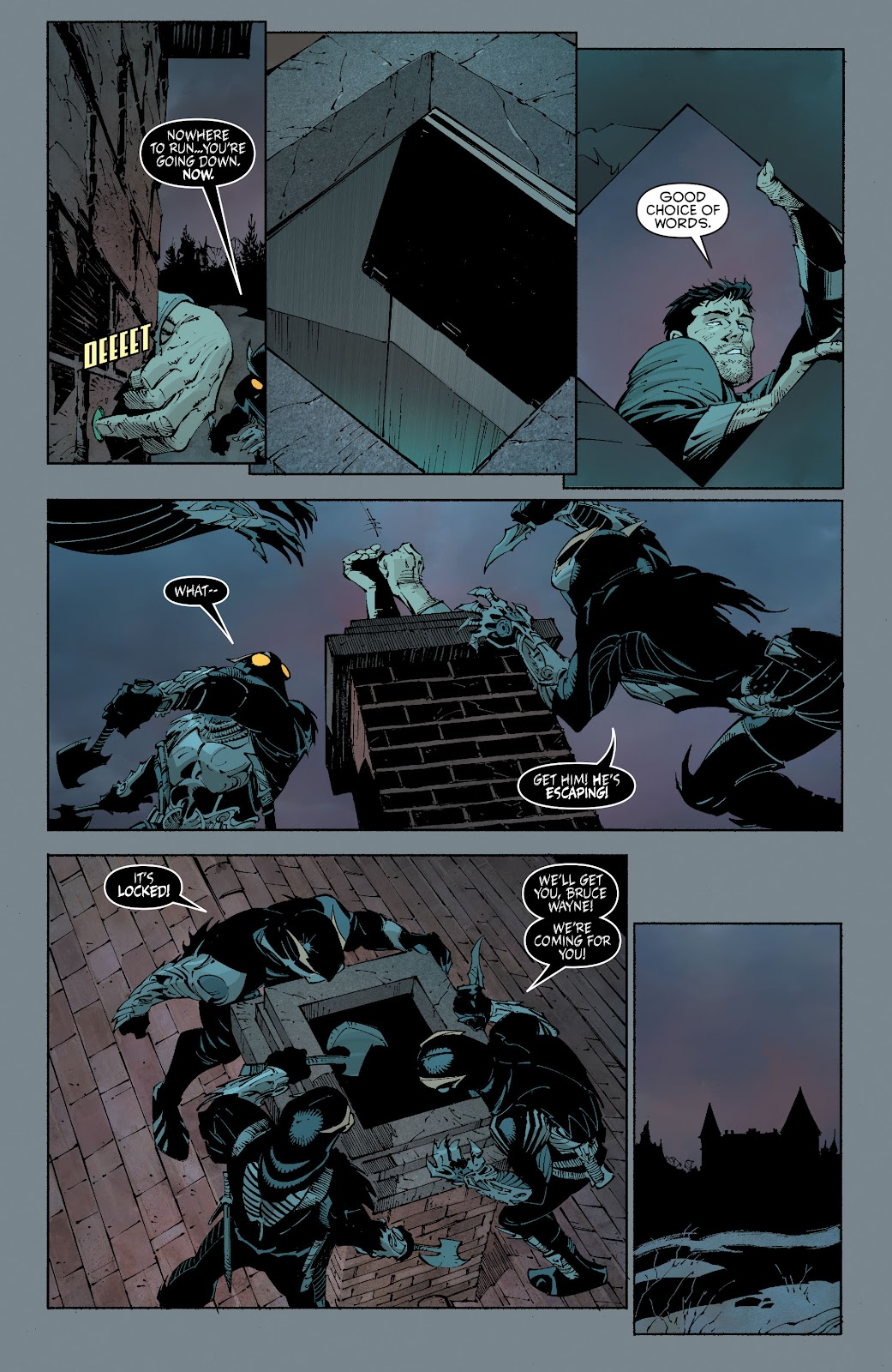 Batman (2011) Issue #8 #23 - English 13