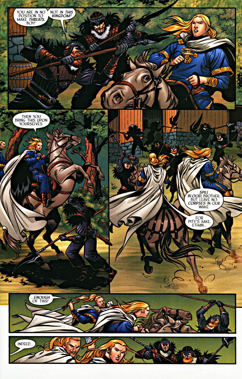 Read online Scion comic -  Issue #37 - 9