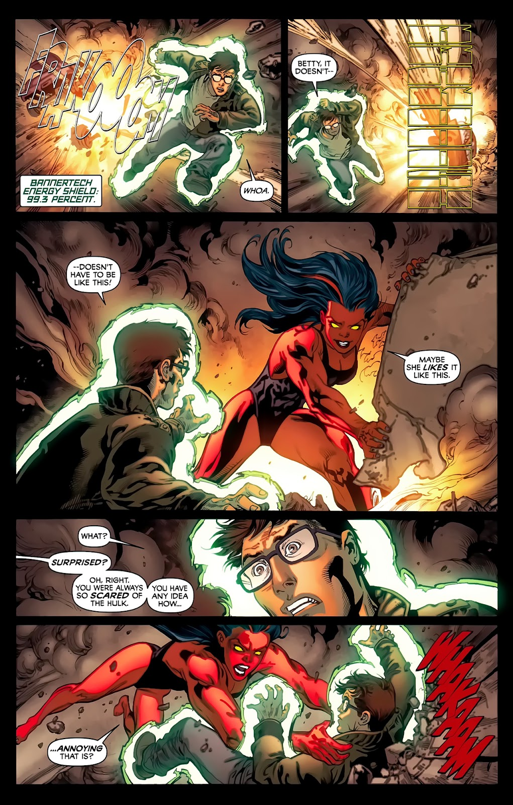 Incredible Hulks (2010) Issue #612 #2 - English 12