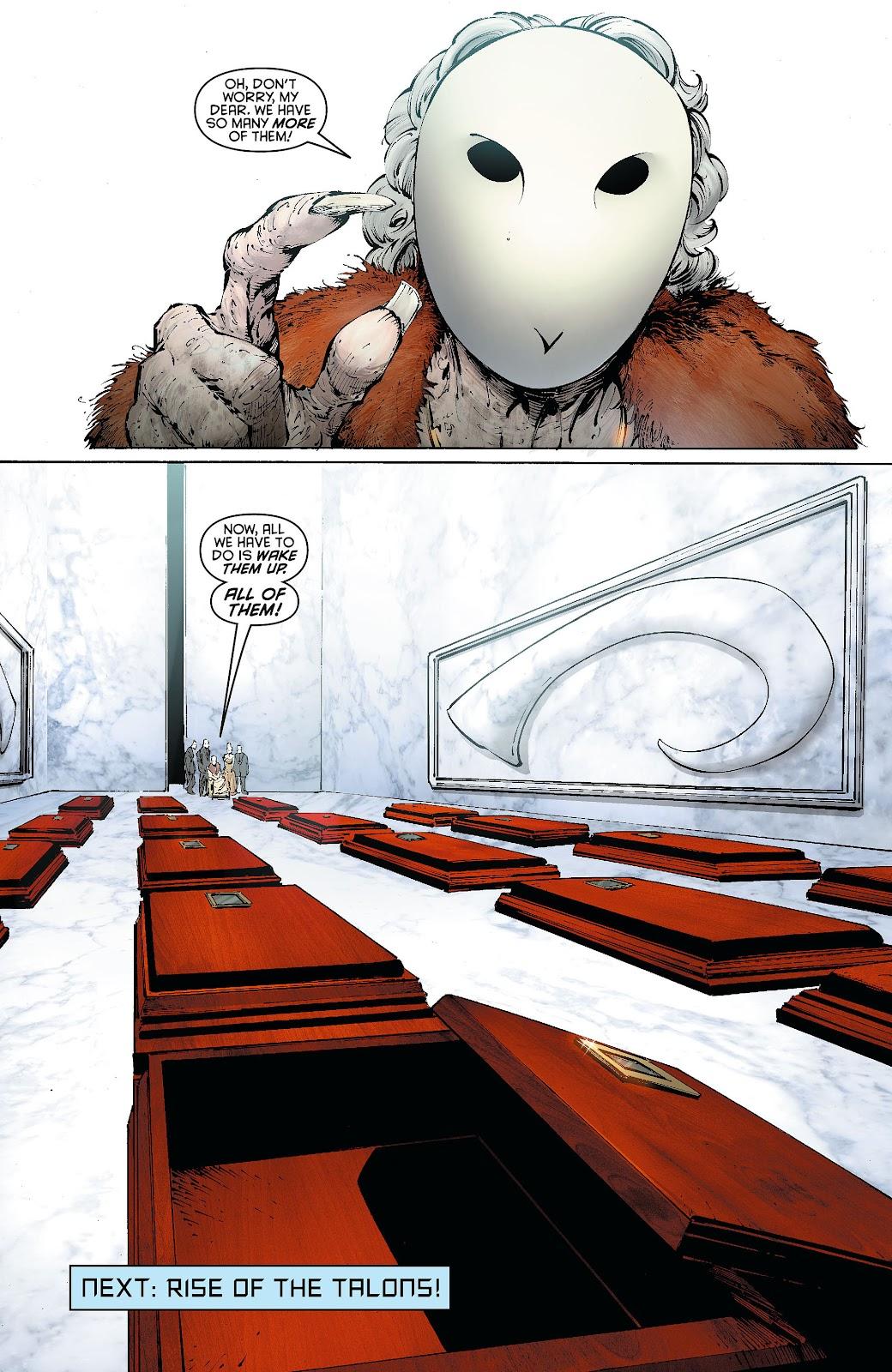 Batman (2011) Issue #6 #21 - English 25