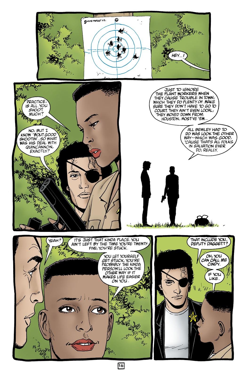 Preacher Issue #42 #51 - English 17