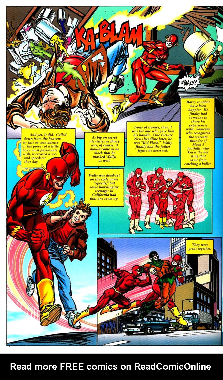 Read online The Life Story of the Flash comic -  Issue # Full - 36