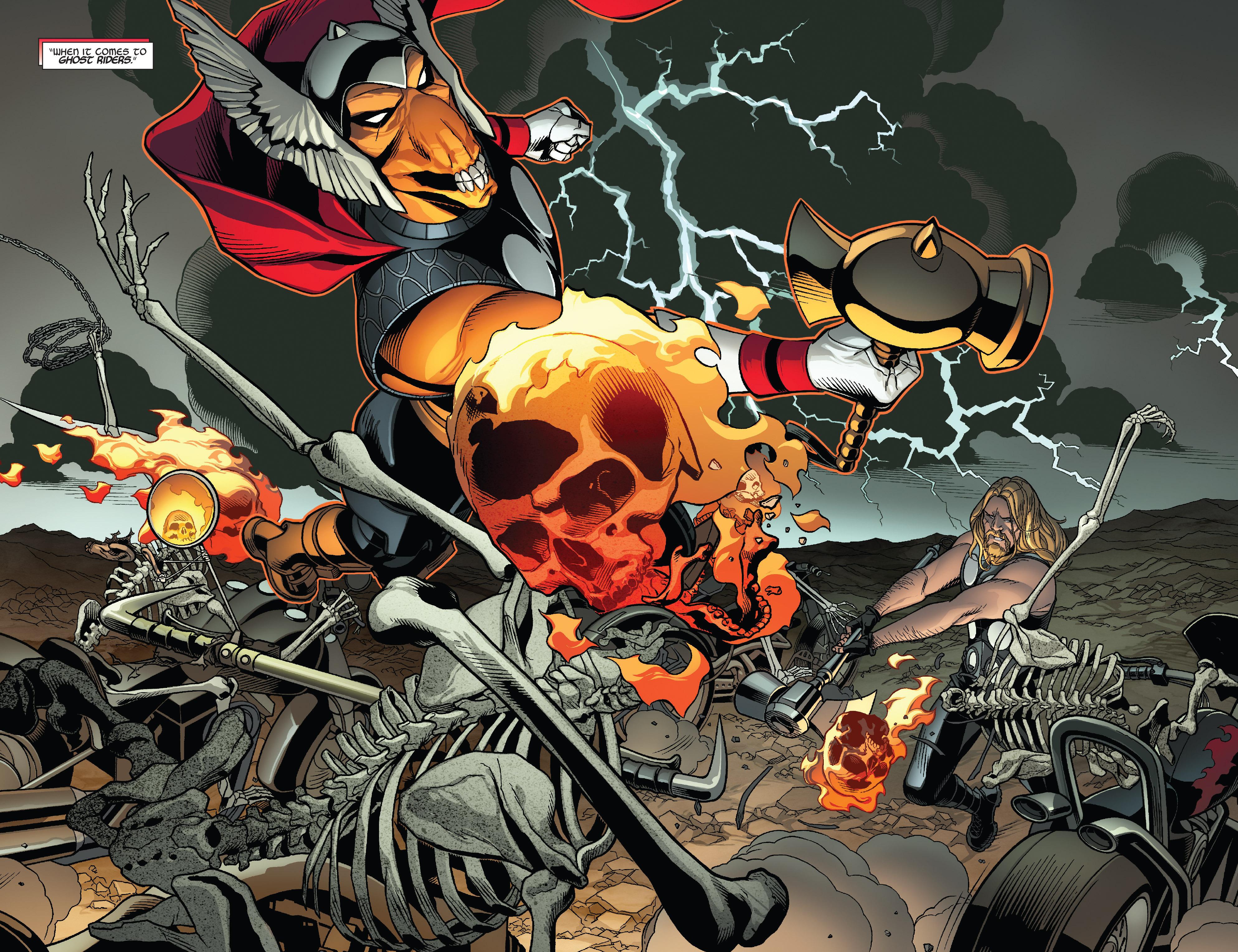 Thors #1 #4 - English 10