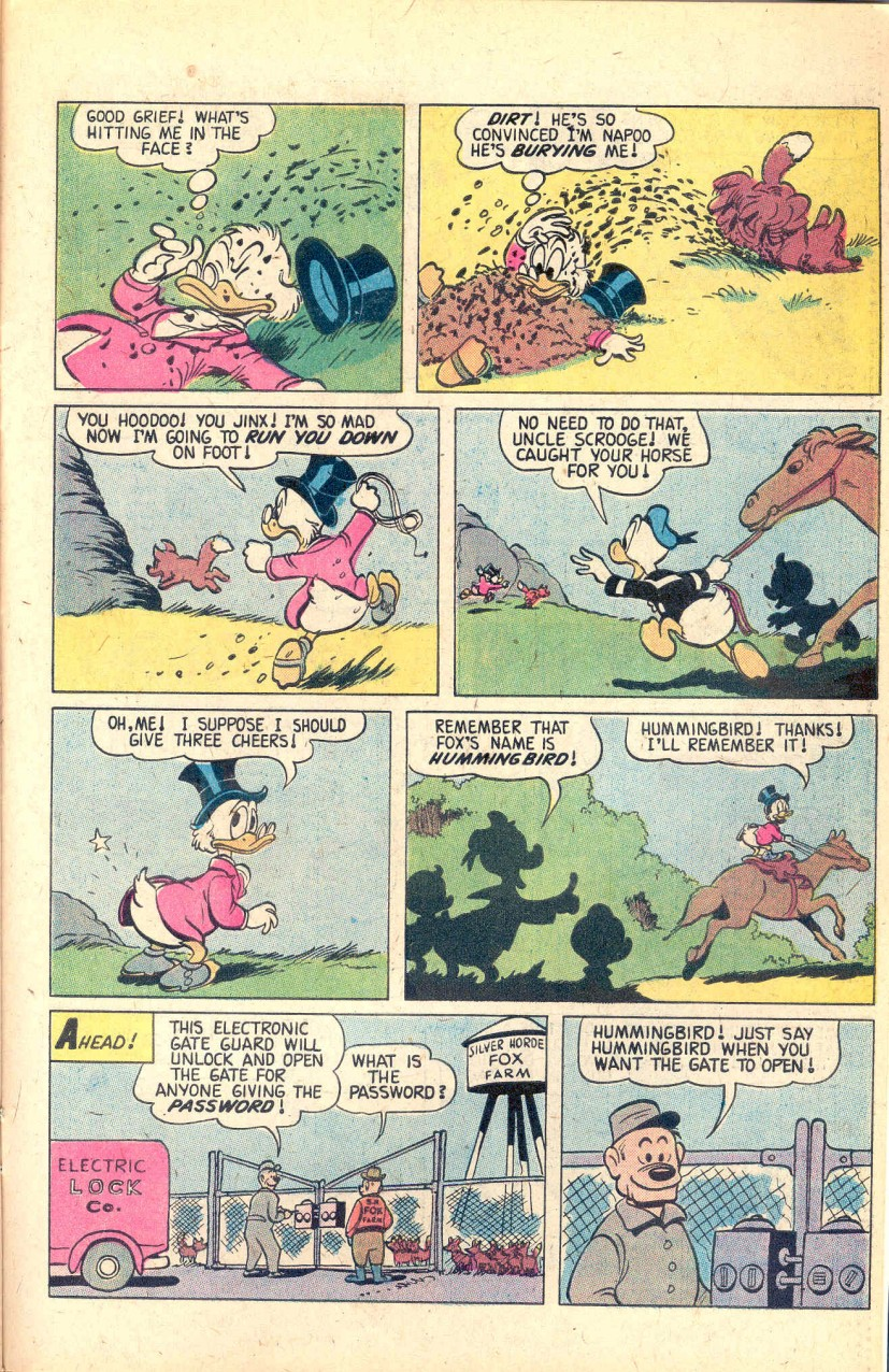 Uncle Scrooge (1953) Issue #155 #155 - English 31