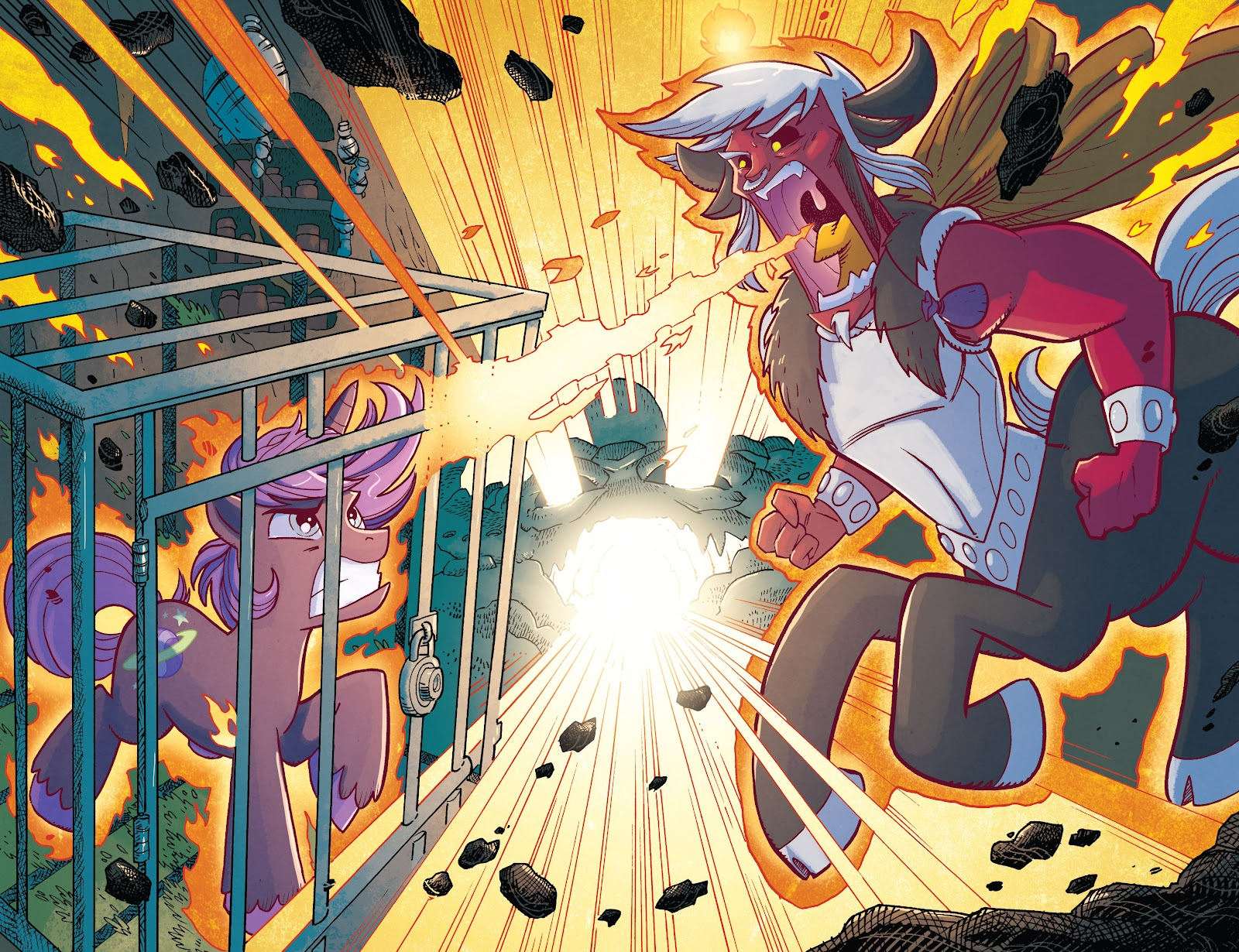 My Little Pony: Fiendship is Magic Issue #2 #2 - English 16