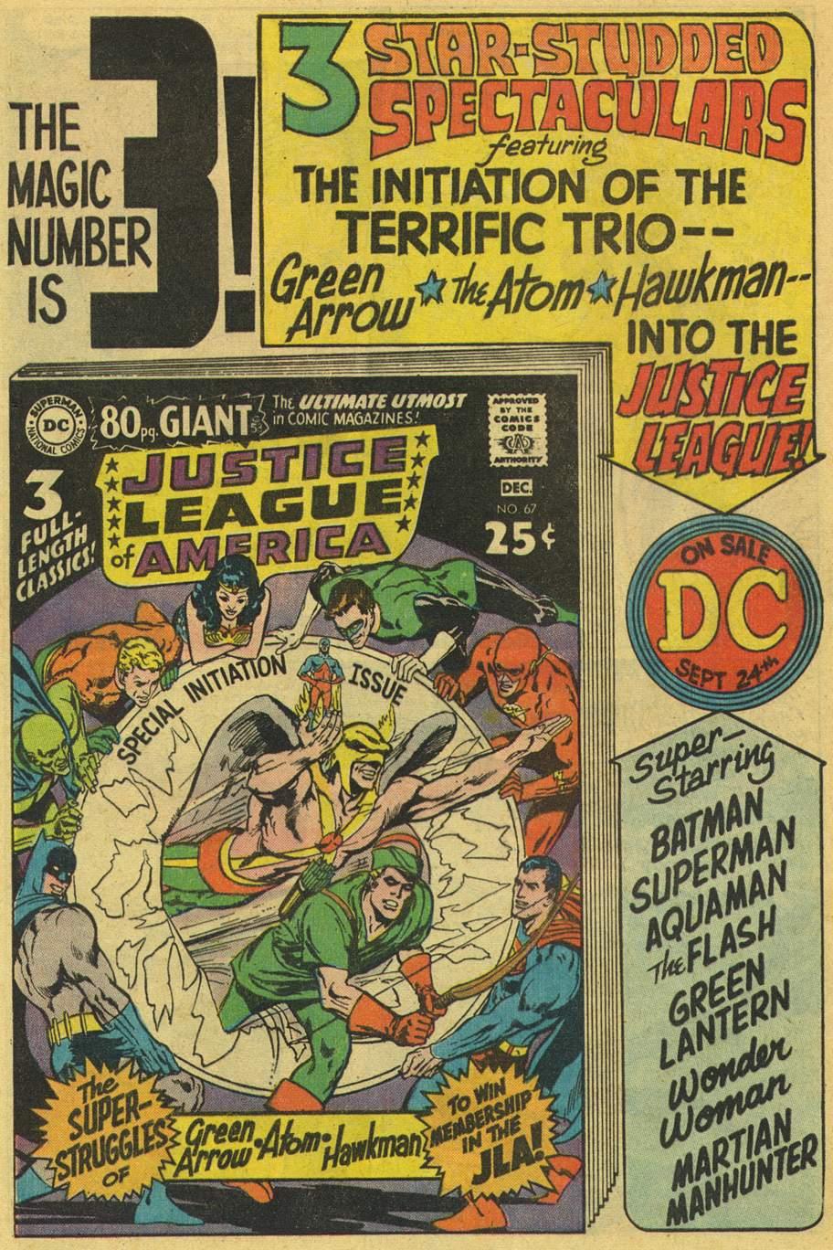 Aquaman (1962) Issue #42 #42 - English 28