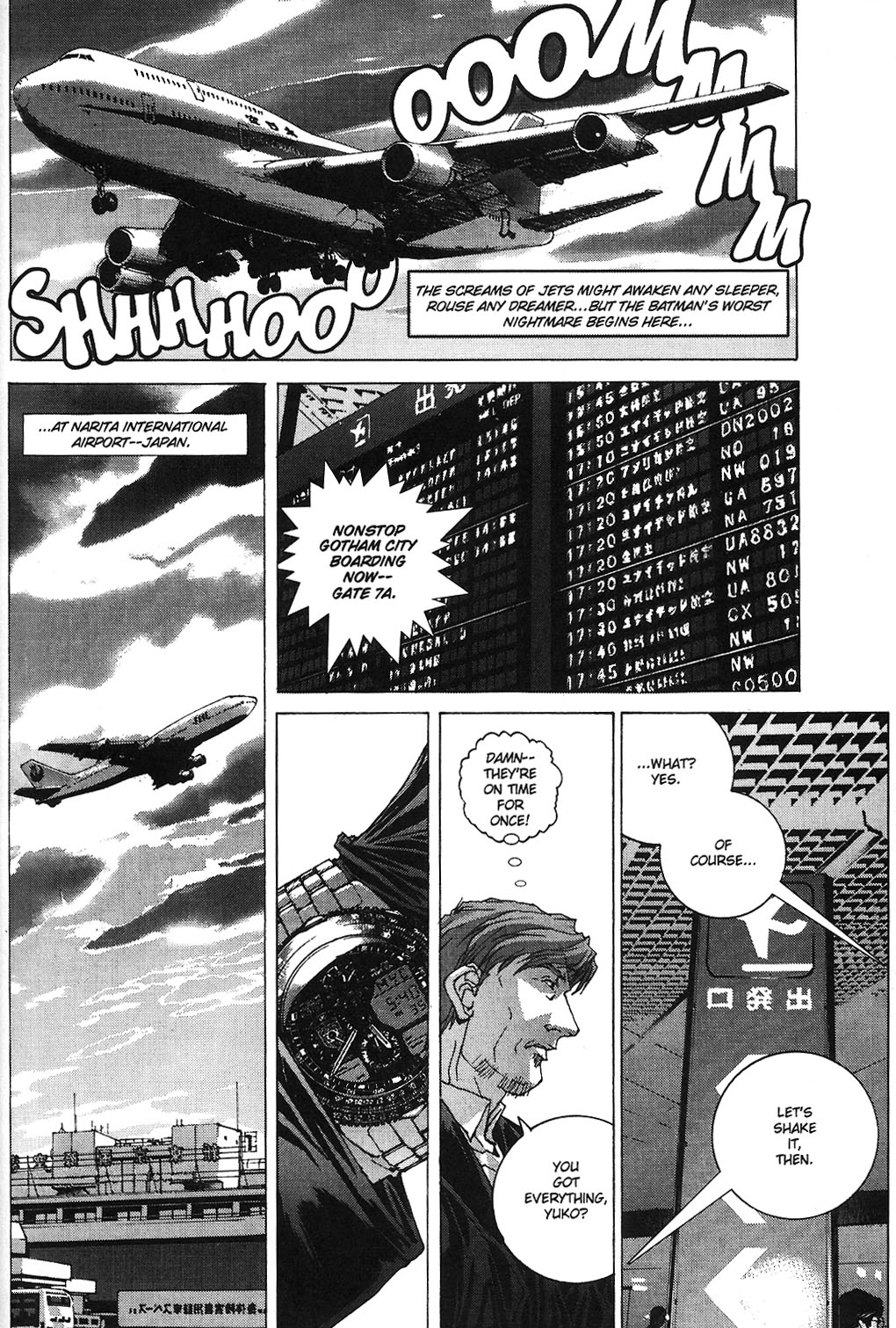 Read online Batman: Child of Dreams comic -  Issue # Full - 8