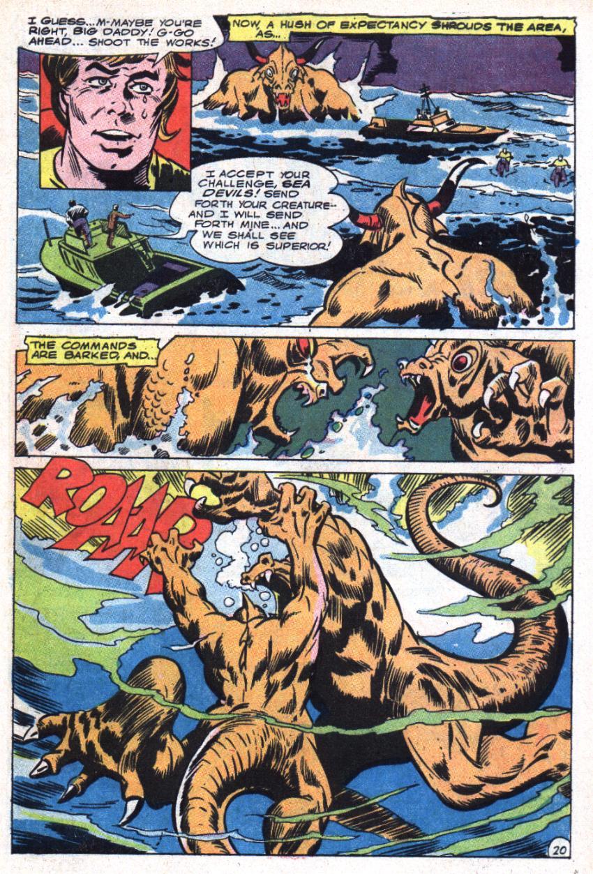 Read online Sea Devils comic -  Issue #34 - 28