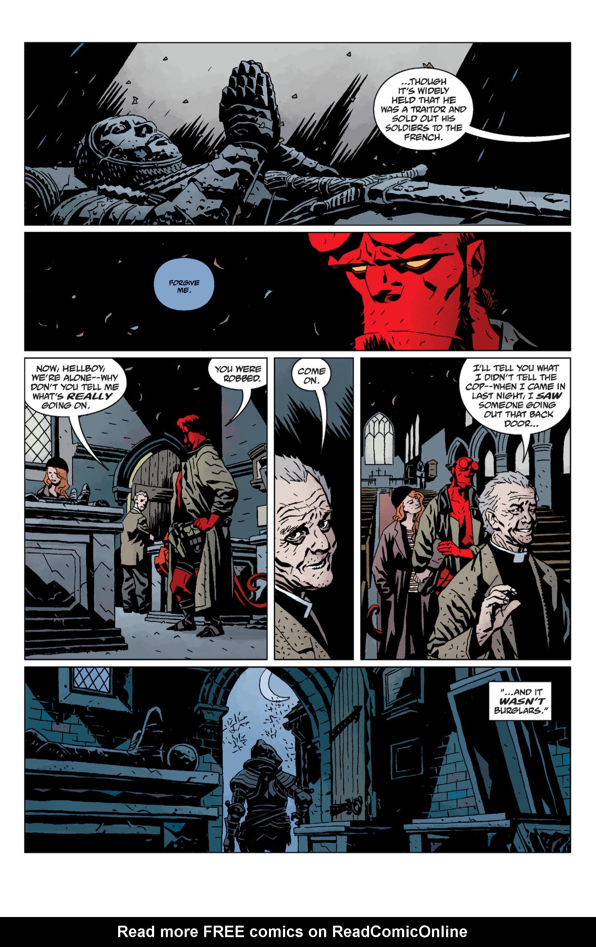 Hellboy chap 12 pic 13