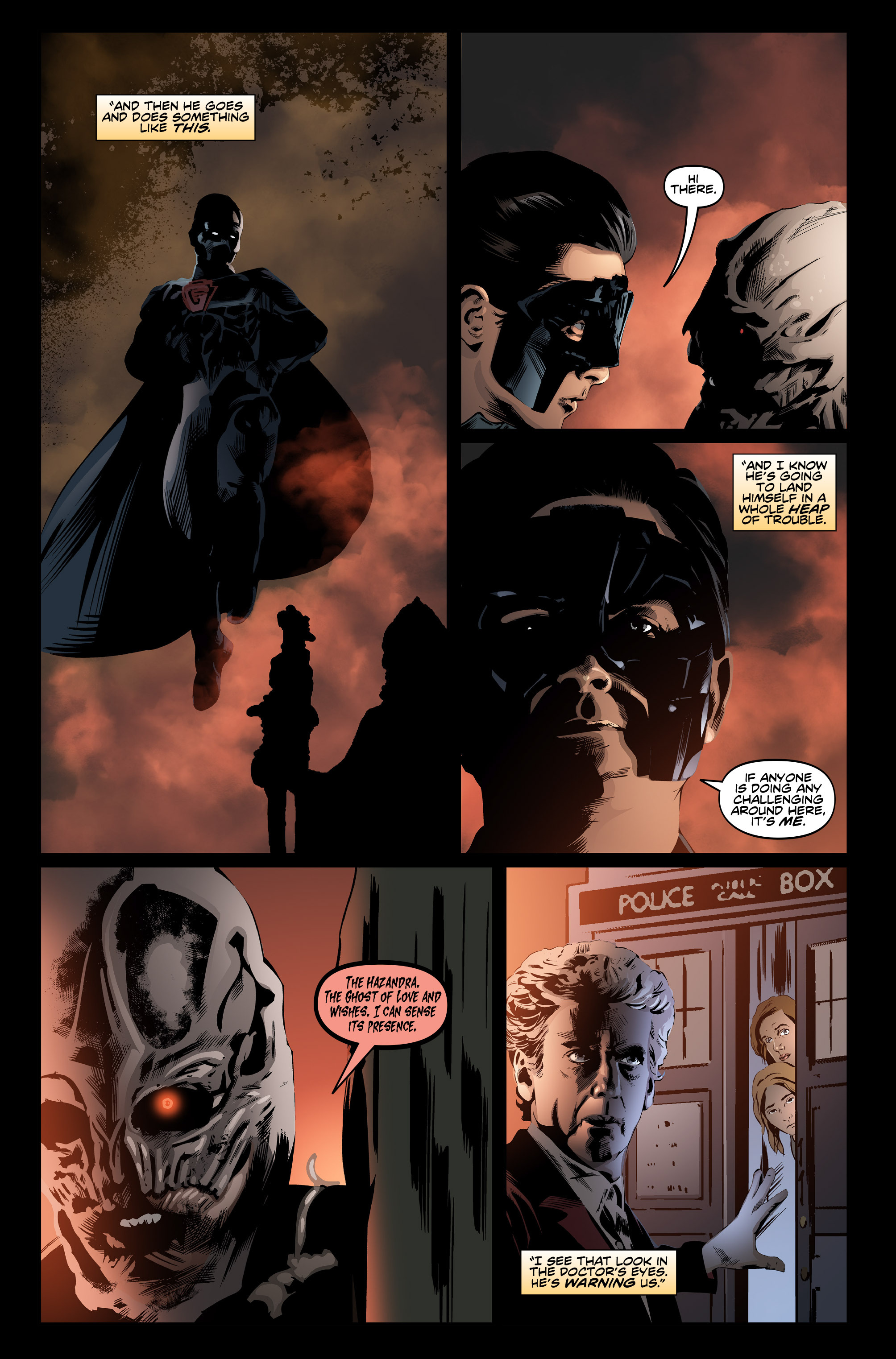 Doctor Who: Ghost Stories chap 6 pic 4