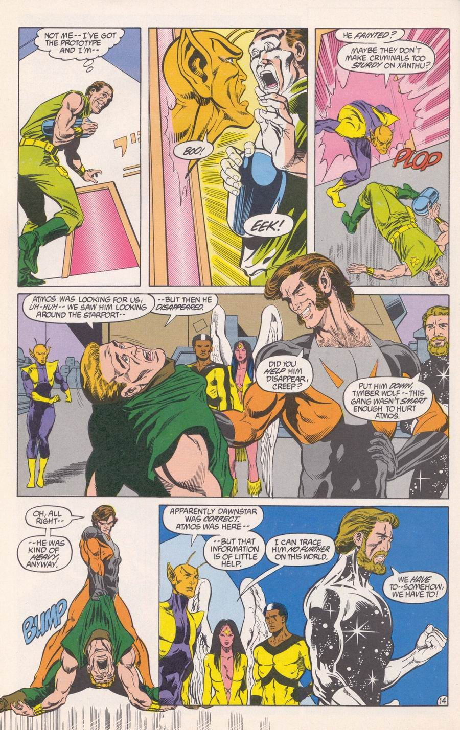 Tales of the Legion Issue #353 #40 - English 13
