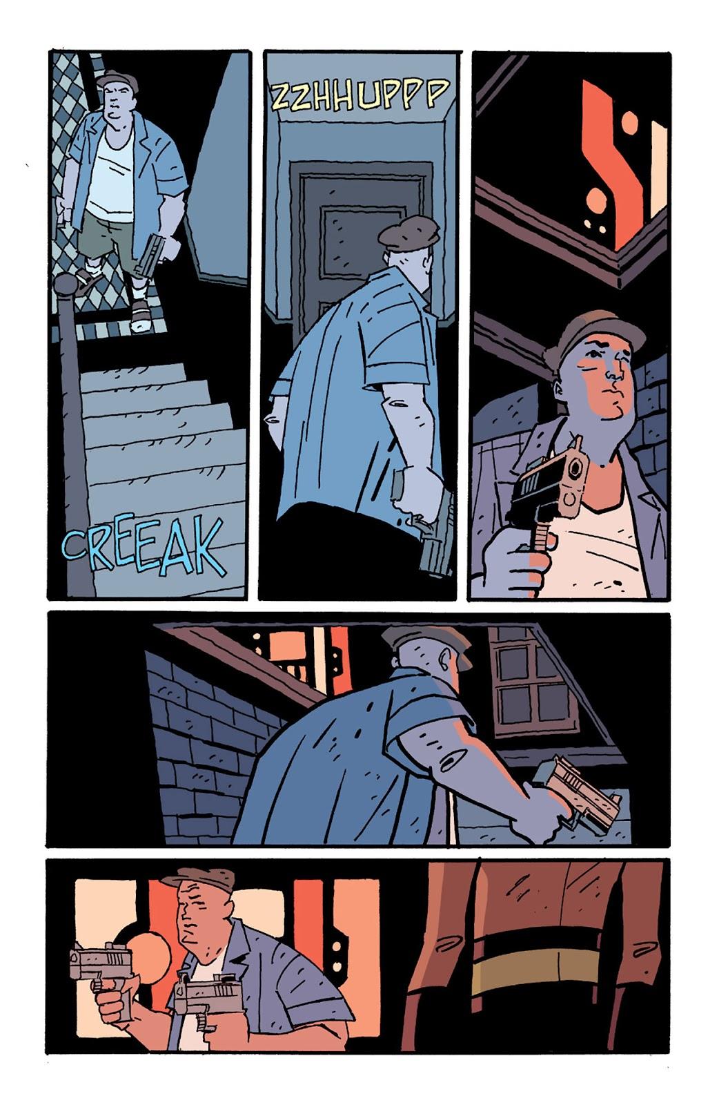 Mudman Issue #2 #2 - English 14