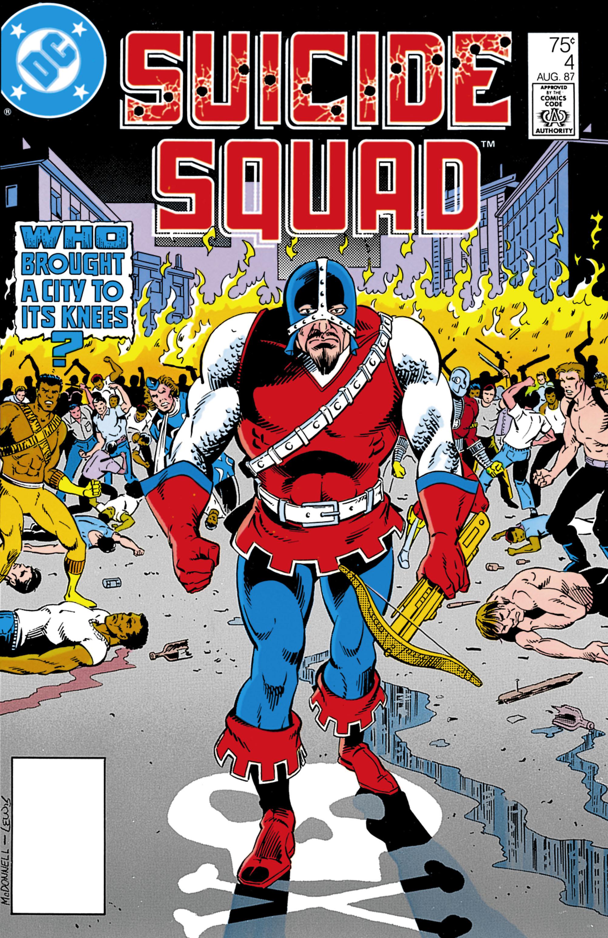 Suicide Squad (1987) 4 Page 1