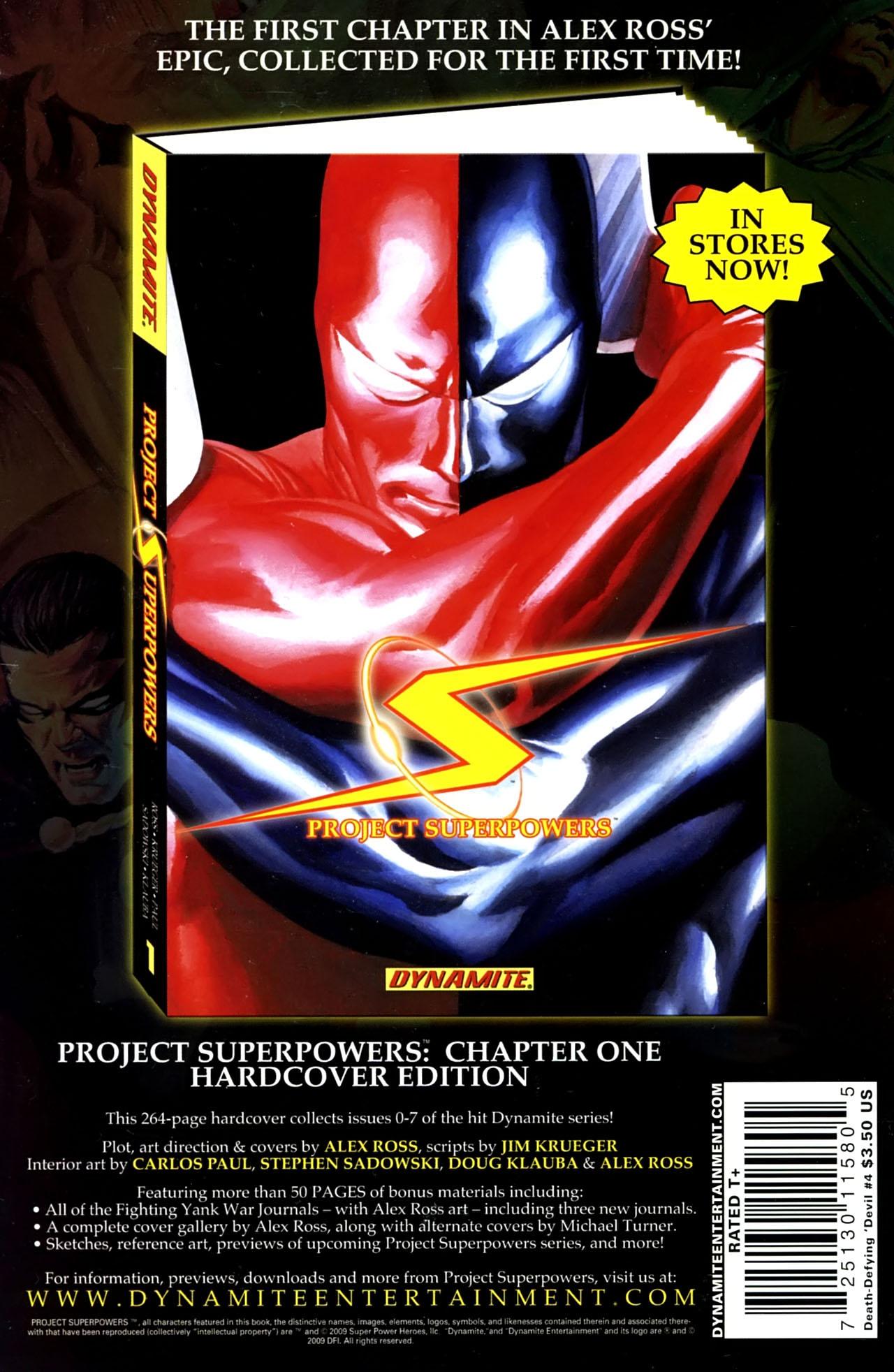 Read online Masquerade comic -  Issue #2 - 37