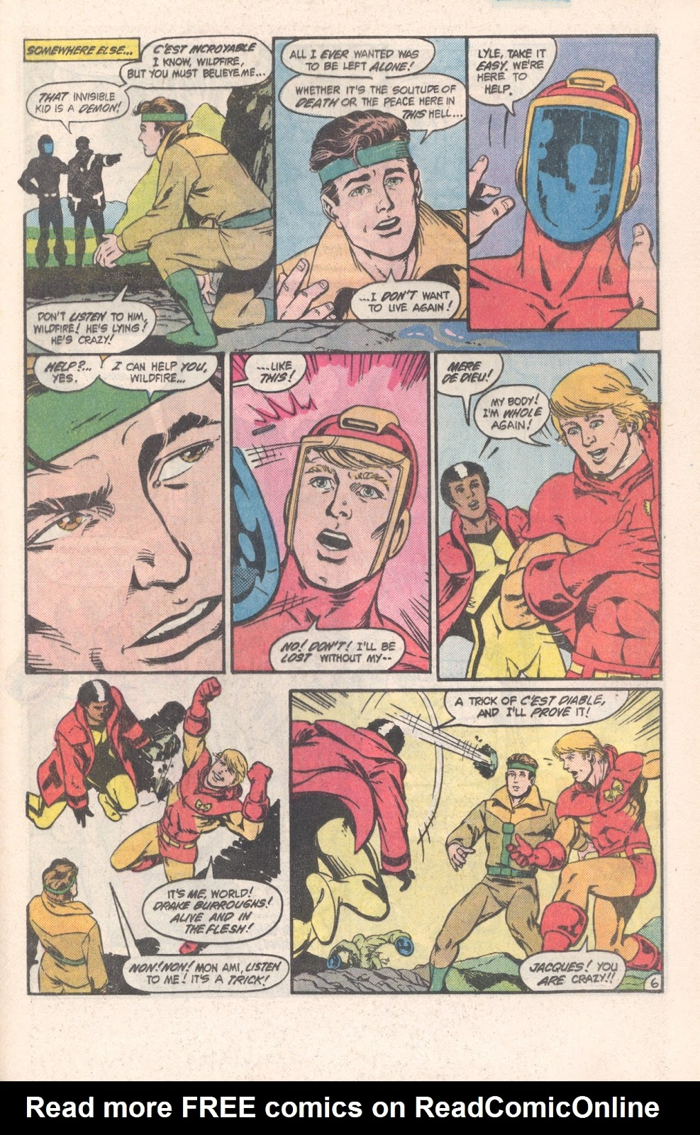 Tales of the Legion Issue #317 #4 - English 7