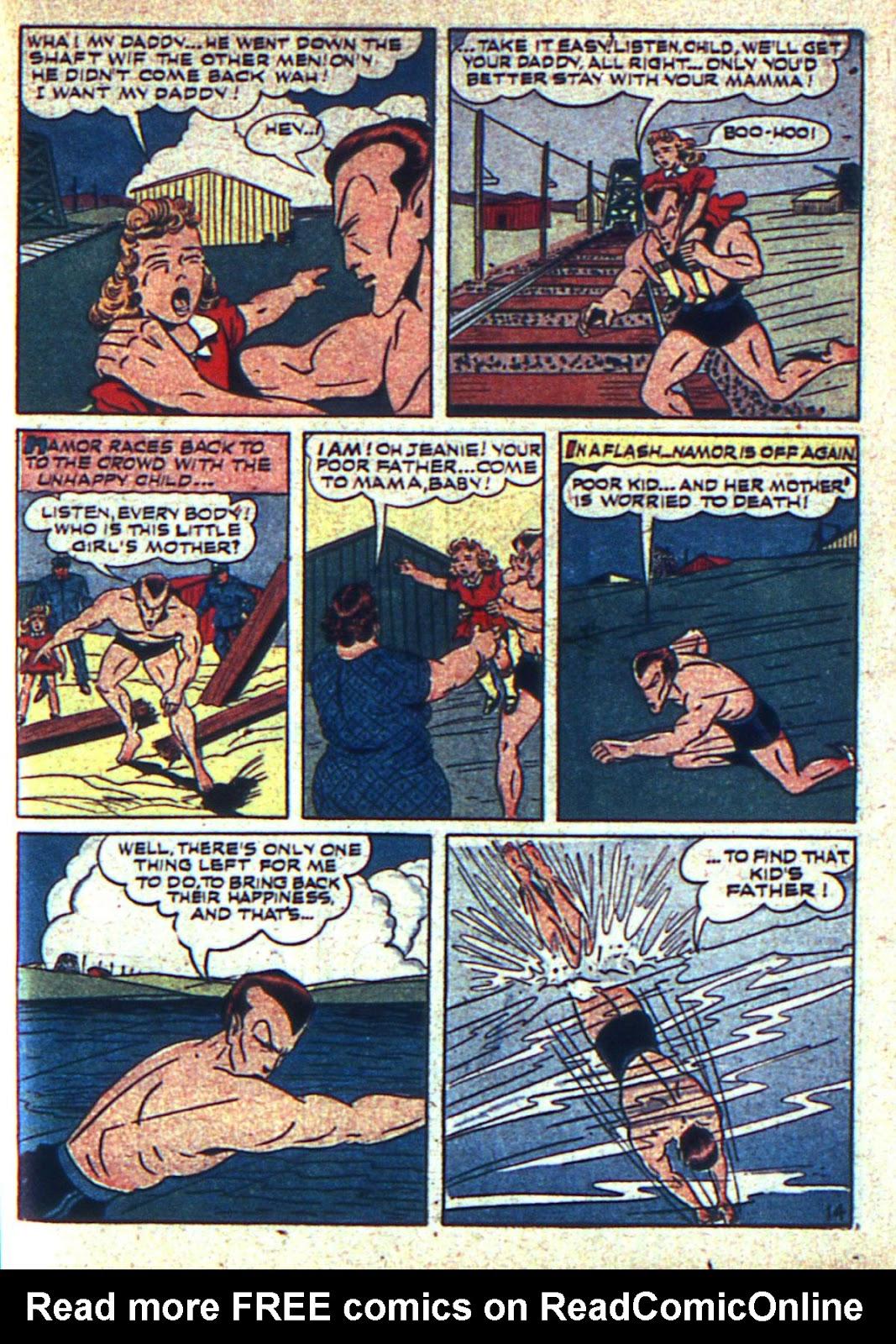 Sub-Mariner Comics Issue #2 #2 - English 37