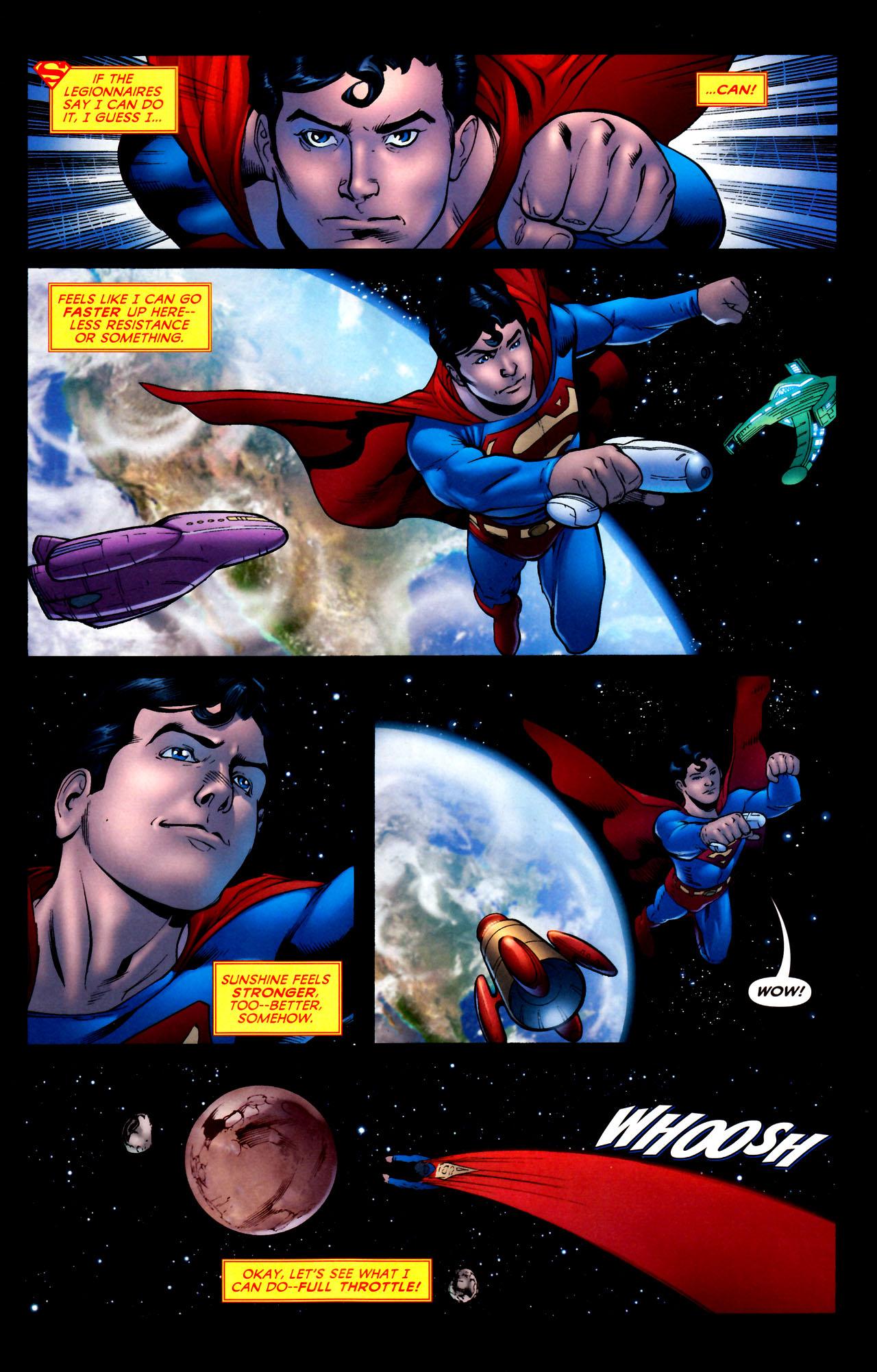 Read online Adventure Comics (2009) comic -  Issue #12 - 15