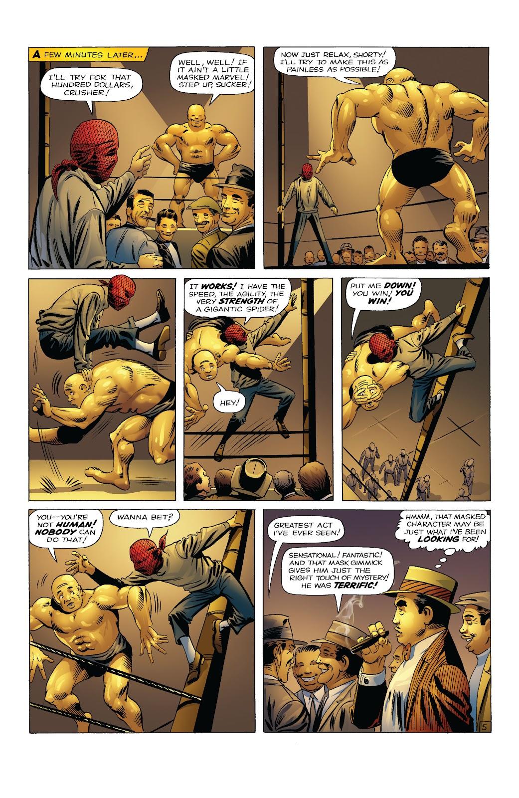 Amazing Fantasy #15: Spider-Man! Full #1 - English 7
