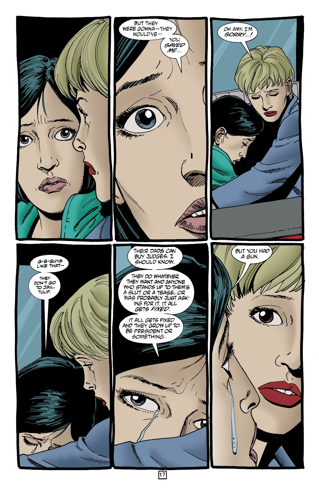 Preacher Issue #52 #61 - English 18