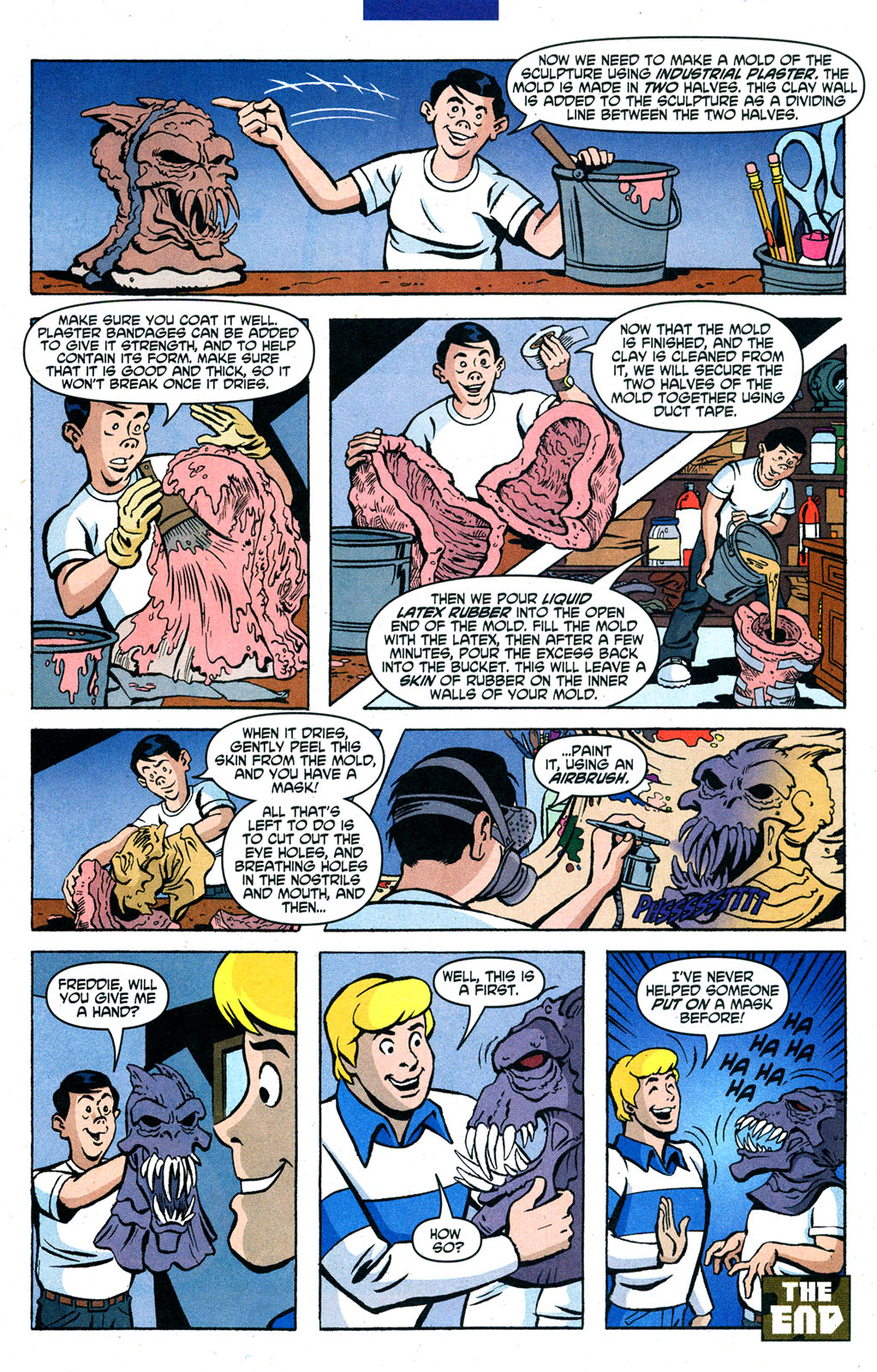 Read online Scooby-Doo (1997) comic -  Issue #91 - 19