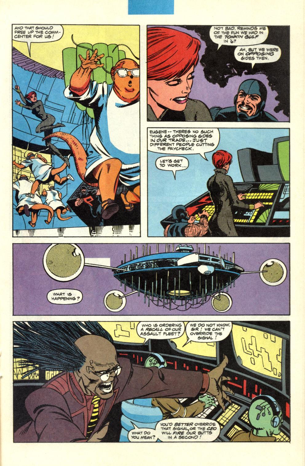 Alpha Flight (1983) 100 Page 23