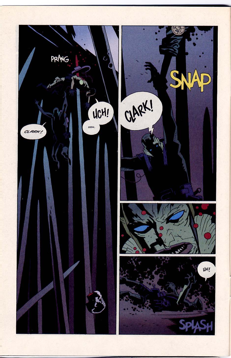 Hellboy: Wake the Devil Issue #5 #5 - English 8